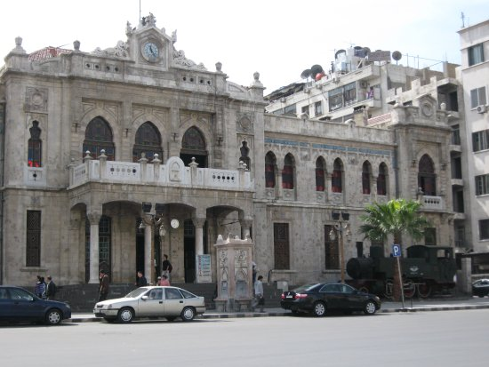 Hejaz Railway: E' un museo praticamente