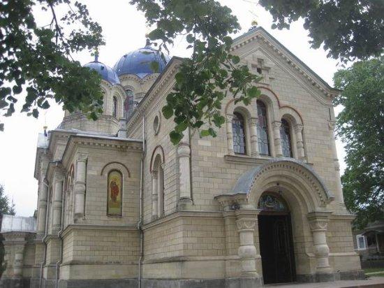 Tiraspol, Moldova: Кицканский монастырь
