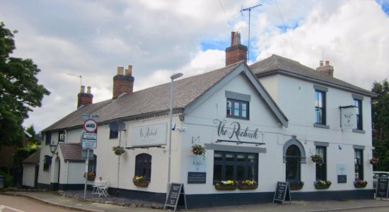Draycott in the Clay, UK: The outside