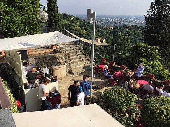 Outside View Foto Di Birreria Del Belvedere Bergamo
