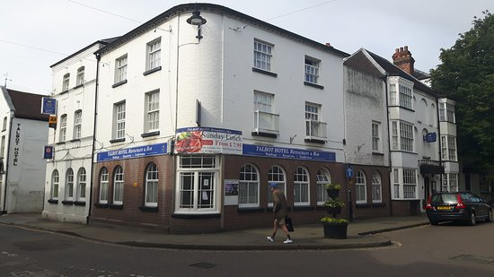 Talbot Hotel Leominster Reviews Photos Price Comparison