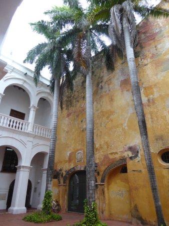 Museo Histórico de Cartagena de Indias: Inside the Museo Historic de Cartagena de Indias