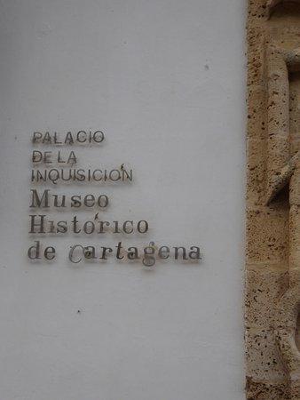Museo Histórico de Cartagena de Indias: Museum