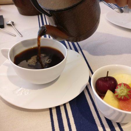 Michel Bras: Petit déjeuner