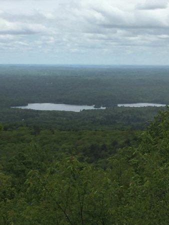Princeton, MA: view