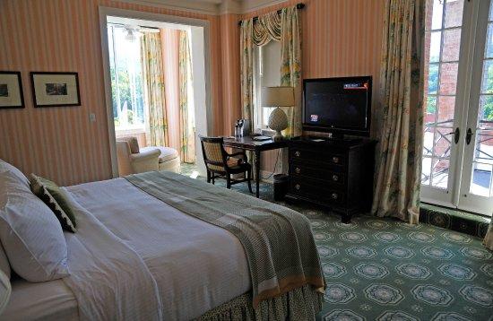 Hot Springs, VA: Room 1805