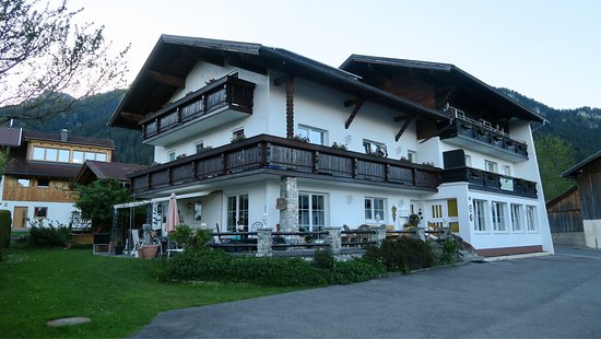 Wangle, Austria: Alpenhof Waengle