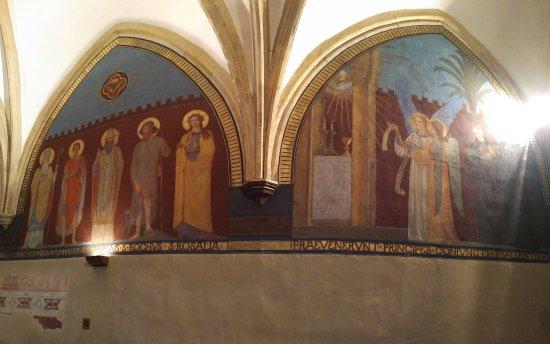 Side chapel - obrázek zařízení Emmaus Monastery, Praha ...