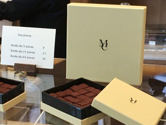 Decadent Gourmet Food Tours: Chocolates at Maison Chaudun