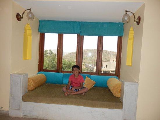 Club Mahindra Fort Kumbhalgarh: View From Room #3305