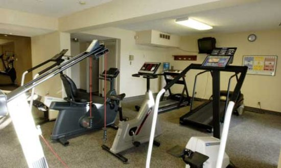 National City, CA: Fitness area Cassia Hotels