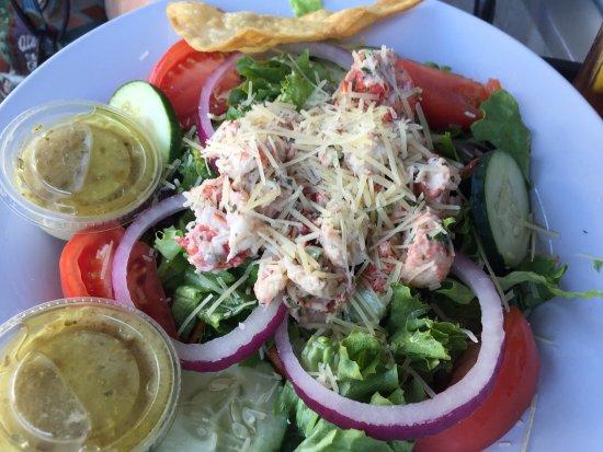 MJ's Raw Bar & Grille: Lobster Salad