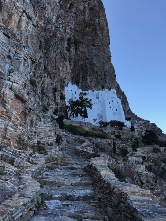 à vol doiseau... - Picture of Monastery of Panagia ...