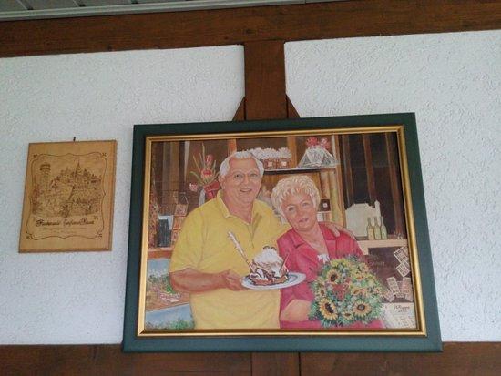 Ludwigsstadt, Saksa: Café Bauer