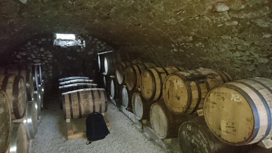 Saint-Jean-en-Royans, Francia: Distillerie du Vercors