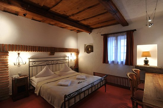 Romantik Hotel U Raka: Classic Double Room