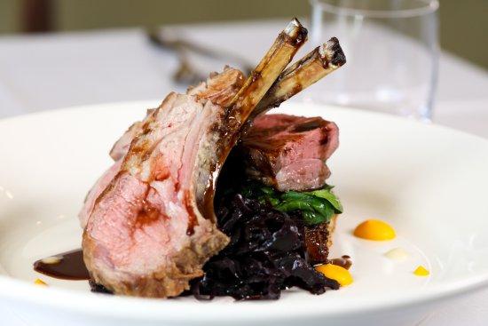Stratton House Hotel: Dinner Menu