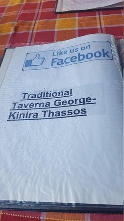 Taverna George Kinira