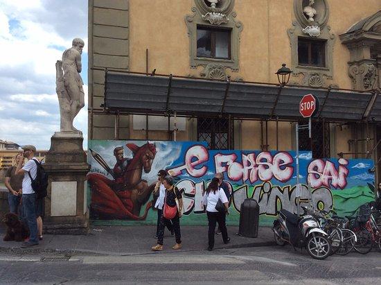 Landmarks in Florence