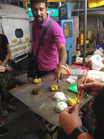Food Tour Malaysia: Tastings