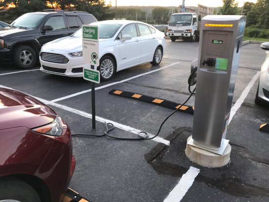 Frazer, PA: Other car charging station