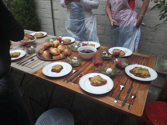 GuestCooking - L'atelier de cuisine familiale