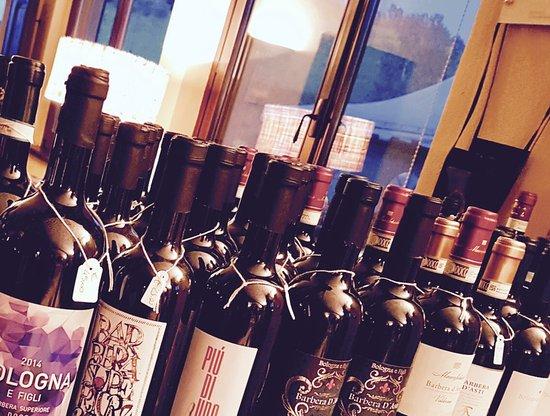 Vinchio, Italië: Selezione vini