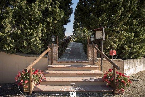 Petrignano, Italy: L'ingresso