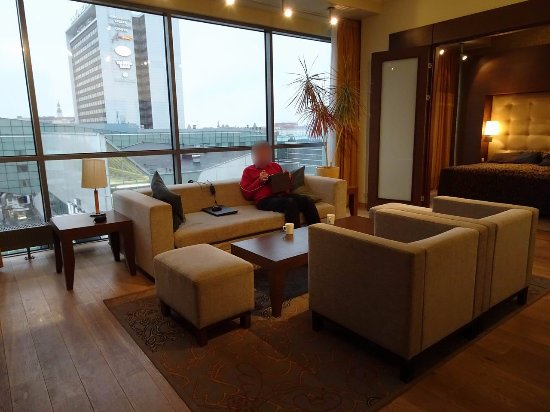 Tallink City Hotel: Royal Suite #1012