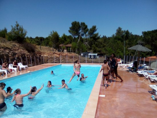 Camping Le Bois De Pins - Camping Le Bois De Pins Campground Reviews& Price Comparison (Salses Le Chateau, France