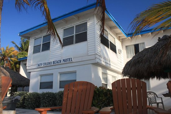 Key Colony Beach Motel: 2