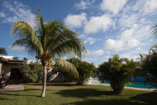 Guesthouse Toni Kunchi: Spacious tropical garden