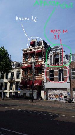 Hotel Rembrandt Photo