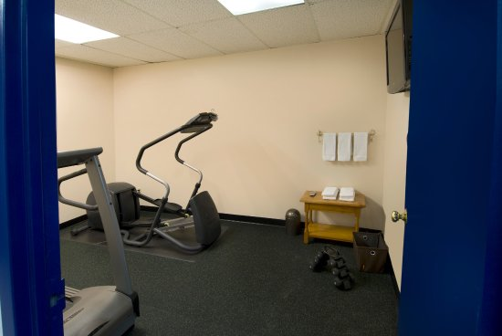 Howard Johnson Hotel Toronto Yorkville: Fitness Room