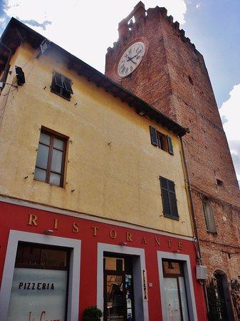 Cascina, İtalya: L'entrata