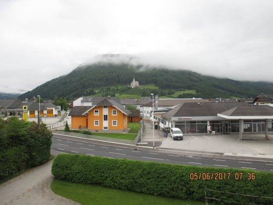 Tamsweg, Østrig: Leider hat das Wetter nicht mitgespielt aber es ist immer eine Reise wert.