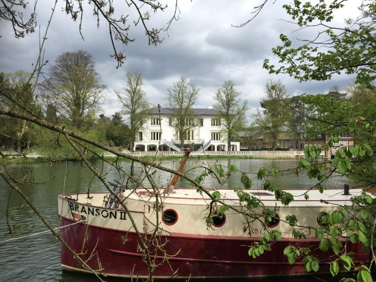 Cookham, UK: view