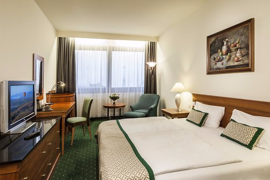 Hotel Hungaria City Center: Superior Double Room