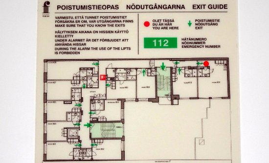 Fabian Hotel : 4th floor