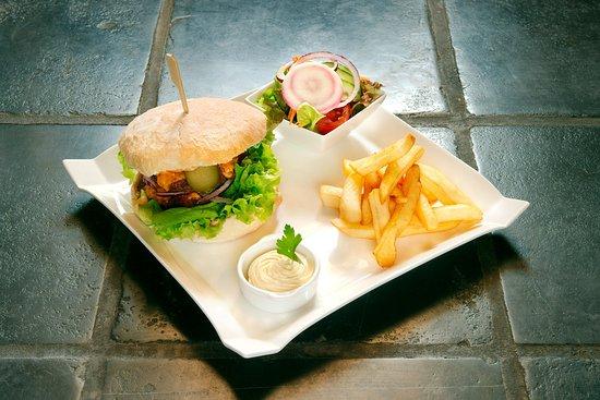 Gembloux, Belgique : Notre Hamburger