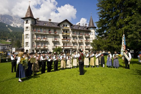 Foto de Franceschi Park Hotel
