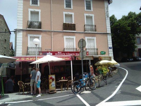 Vernet-Les-Bains, Frankrijk: Entrada