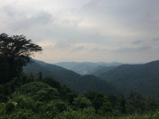 Khao Yai National Park: ภาพจากจุดชมวิว อุทยานแห่งชาติเขาใหญ่
