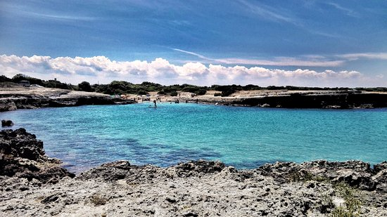La seconda caletta picture of spiaggia di torre pozzelle ostuni tripadvisor - Torre specchia spiaggia ...