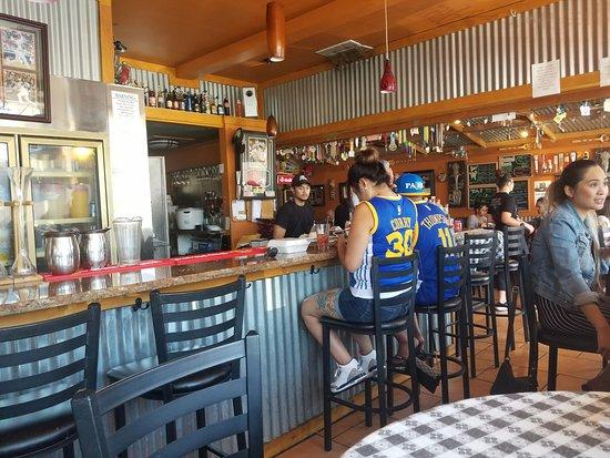 Campbell, Καλιφόρνια: Inside the Restaurant