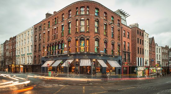 The oak dublin restaurant avis num ro de t l phone for Appart city dublin