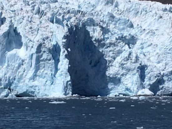 Holgate Glacier: Glacier
