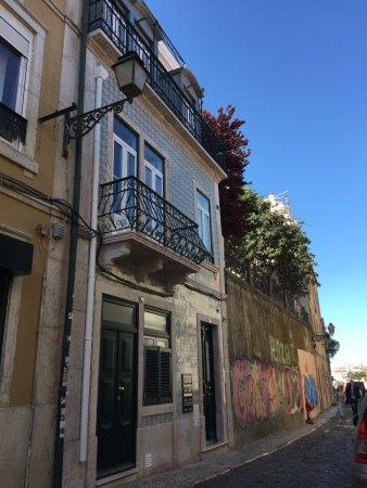Dalma flats lisbonne portugal voir les tarifs et avis for Appart hotel lisbonne