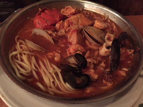 Fremont Market Broiler: Fisherman's Stew