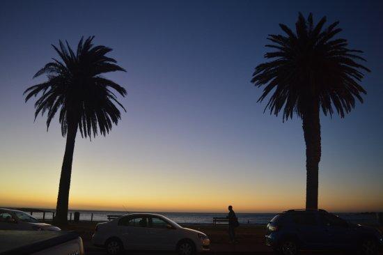 Camps Bay, Sudáfrica: Vista do The 41
